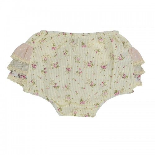 Arthur Ave Cream Frilly Bums
