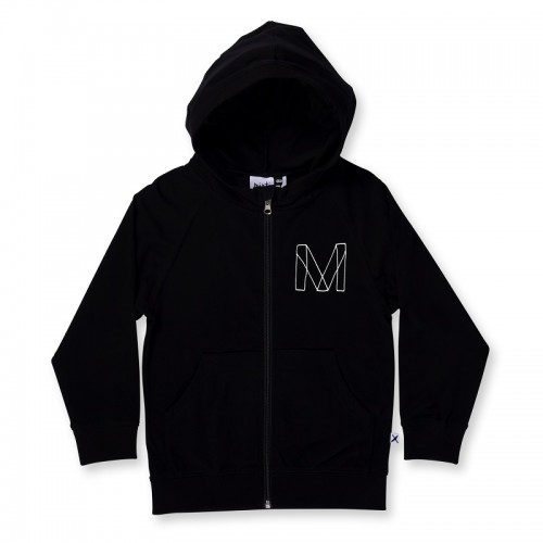 Minti Emblem Summer Zip-Up