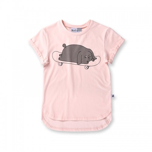 Minti Sleepy Bear Drop Tee